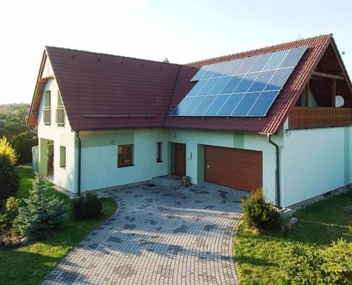 Rodinný dům Chotíkov, 5+1, 248 m²